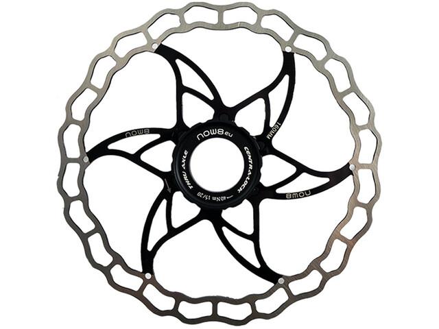 NOW8 Centerlight Schijfrem Rotor met Sluitring, black